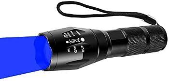 Blue Light Blood Tracking Light