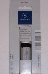 Mercedes Benz Genuine Black Touch Up Paint Code 040 by Mercedes Benz