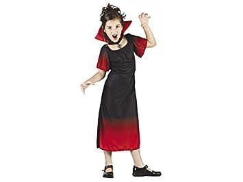 DISONIL Disfraz Condesa Vampira Niña Talla M: Amazon.es: Juguetes ...