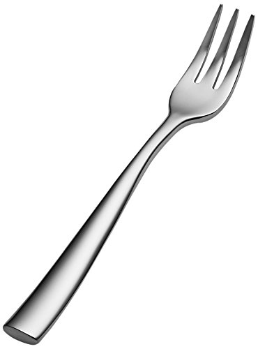 "Bon Chef SBS3008 Bonsteel Manhattan Oyster Fork, 5-3/8"" Length (Pack of 12)"