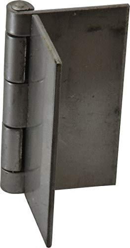 3'' Long x 3'' Wide x 0.09'' Thick, 316 Stainless Steel Commercial Hinge pack of 10