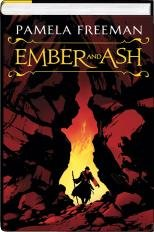 book cover of Ember and Ash