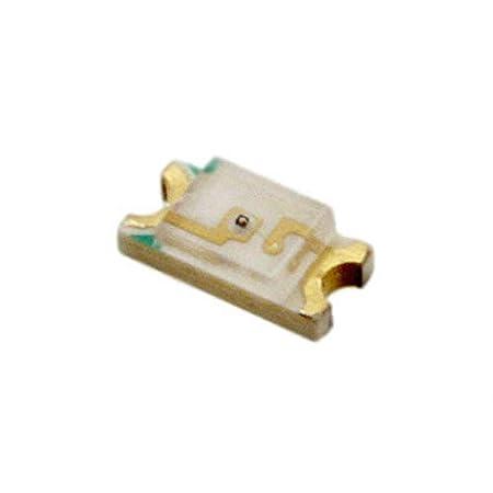 Pack of 100 QTLP650D3TR Everlight Electronics Co Ltd Optoelectronics QTLP650D3TR