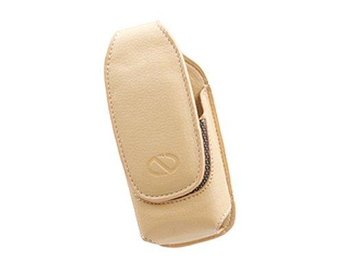 Naztech Ultima Case - Medium and Larger Bar Phones - Cal-Comp, Kyocera, Motorola, Nokia, and Samsung - French Vanilla ()