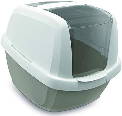 Imac - arenero Maddy Color tórtola 62 X 49,5 X 47,5h Ideal ...