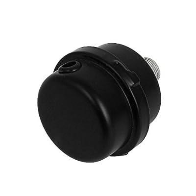 16mm Diameter Lalaki Silent Air Compressor Parts Muffler Silencer Filter