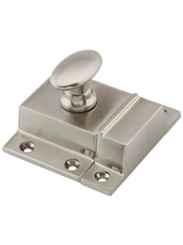 Top Knobs M1779 Additions Collection 2 Inch Cabinet Latch, Brushed Satin Nickel