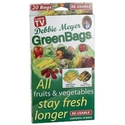 Debbie Meyer Green Bags (20 Pack) by Debbie Meyer