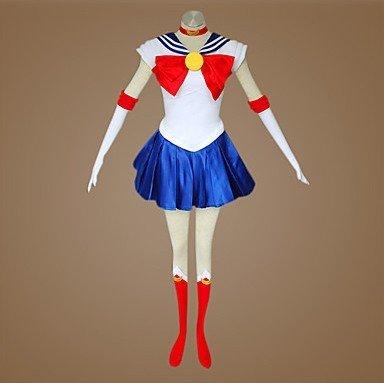 Sunkee Sailor Moon Cosplay Tsukino Usagi Kostümkeine Enthalten