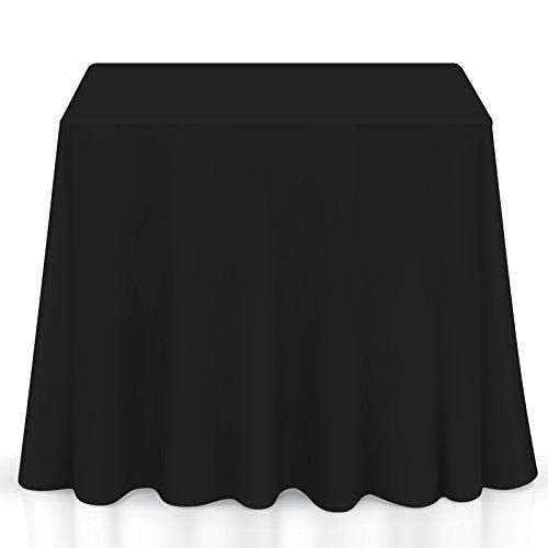 "Lann's Linens - 54"" Square Premium Tablecloth for Wedding/"