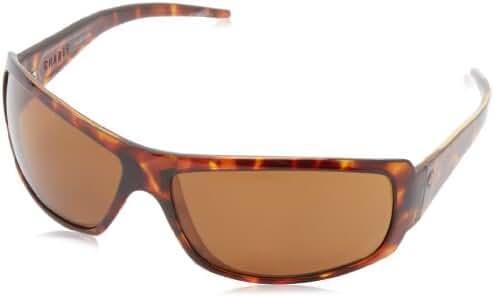 Electric California Charge EE04110666 Polarized Wrap Sunglasses