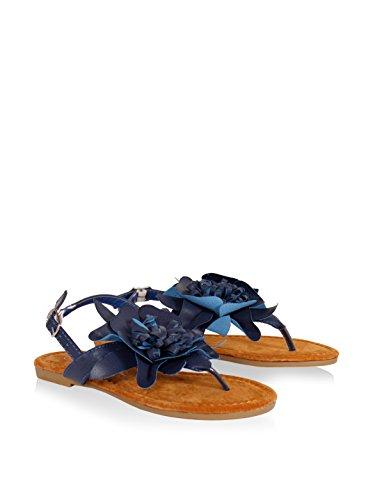 Sandales pour Fille URBAN UB105503 AZUL
