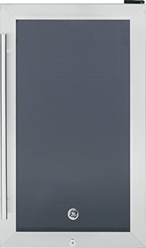 GE GWS04HAESS Wine Chiller (Stainless Steel Profile Refrigerator Ge)