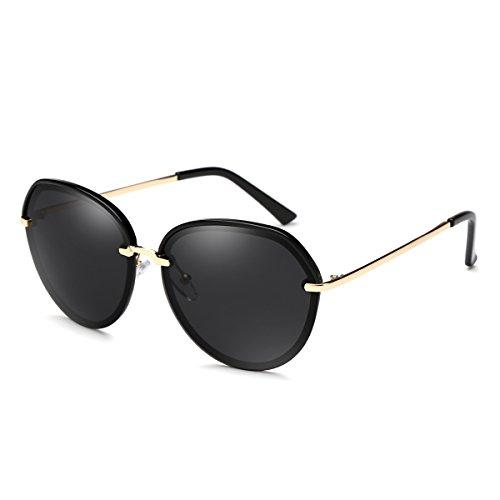 A protection soleil classique ZHIRONG de 100 Lunettes Couleur UV C polarisées aviateur style qnf71