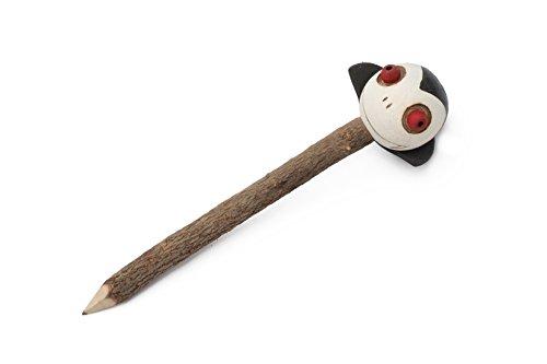 SiamMandalay's Novelty Branch Pencils - Crazy Head Dracula Pencil - Dracula Head