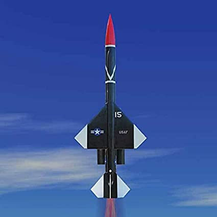 Amazoncom Madcow Rocketry 16 Mini Bomarc Rocket Kit Toys Games