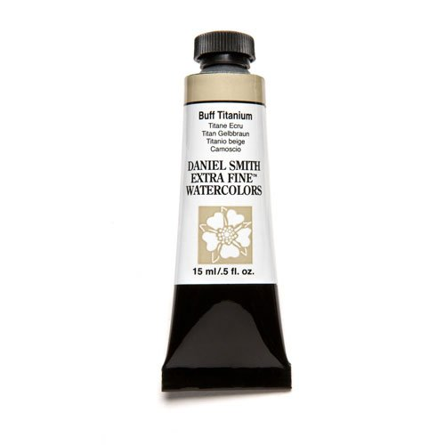 Price comparison product image Daniel Smith Extra Fine Watercolor 15ml Paint Tube, Buff Titanium