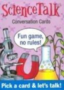 Science Talk: Conversation Cards (Tabletalk Conversation Cards) - Kid Talk Conversation Cards Game