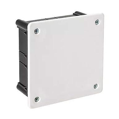 IDE CT110 Registros De Paso, Tapa PS RAL9003, IP33: Amazon.es ...