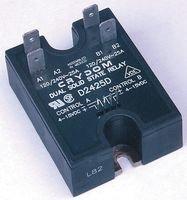 CRYDOM D2440D-10 SSR, PANEL MOUNT, 280VAC, 15VDC, 40A by Crydom