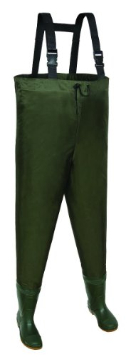Lite Waders - Allen Brule River Bootfoot Chest Fishing Waders with Cleated Soles