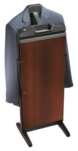 Corby 7700 3-Cycle Pants Press with Automatic Shut Off and Manual Cancel Options, Walnut Finish by Corby