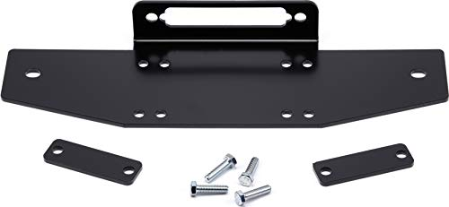 WARN 102848 Winch Mount Kit for Kubota: Fits 2014-18 RTV-X900, RTV-X1100, RTV-X1120, and 2016-18 RTV-X1140