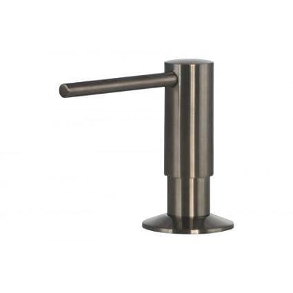 Dispensador de jabón acero inoxidable Mizzo Govaro - 5 años de garantía de dispensador de jabón