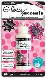 Ranger Inkssentials Crackle Accents Precision Tip 2-Ounce