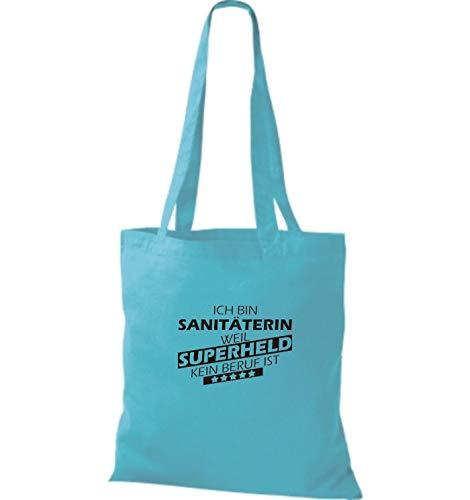 Parce Est Occupation En Aucun Que Sanitäterin Sac Superheld Tissu Ich Shirtstown Bin Ciel gxqYPpn