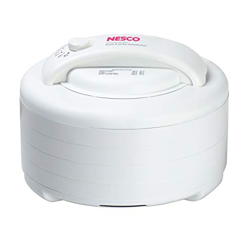 Fantastic Deal! Nesco FD-60 Snackmaster Express dehydrator, White
