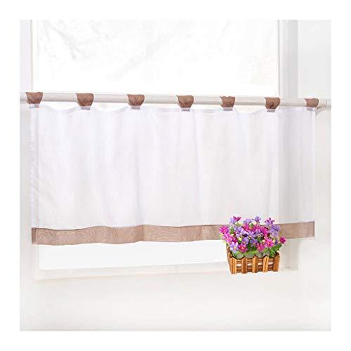 86 York Sheer Voile Roman Shade Window Curtain Drapery Valancer Bedroom 1 Panel