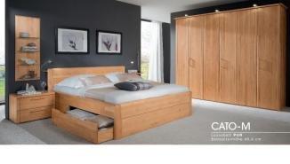 Disselkamp Schlafzimmer Cato M Erle Massiv