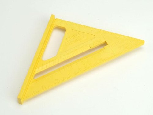 060 Square - Stanley 46-060 6-7/8 Inch Quicksquare Layout Tool Abs
