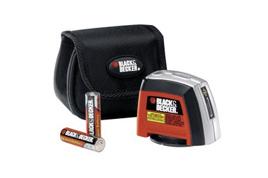 4 each: Black & Decker Manual Laser Level (BDL220S)