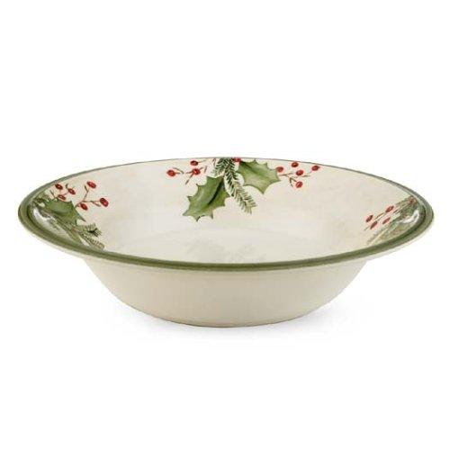 Lenox Holiday Gatherings Berry Individual Pasta Bowl