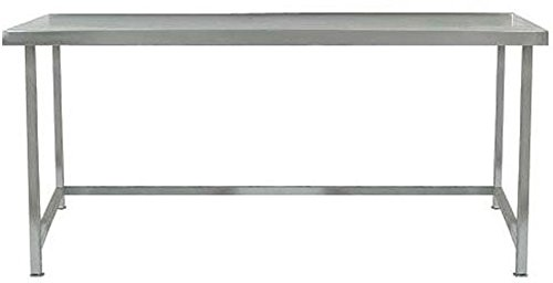 Parry TABN19700-CENTRE Stainless Steel Centre Table with Void 1900 mm