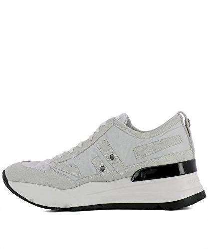 Adræt Ved Rucoline Ruco Linje Dame 4009newfenzyGrå Grå Stoff Sneakers B8aHO