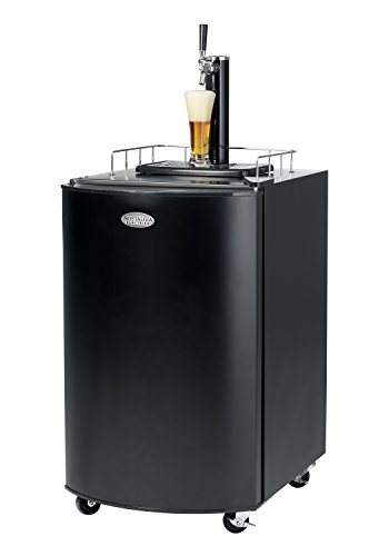 Nostalgia KRS2100 5.1 Cu.Ft. Full Size Kegorator Draft Beer Dispenser (Electric Electrics Nostalgia Refrigerator)