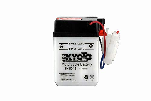 Kyoto 6N4C-1B 6N4C 1B 6N4C1B batterij