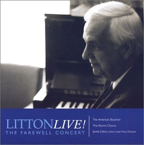 Litton Live! - The Farewell Concert