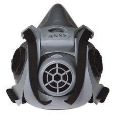 Quick Latch 8100 Air Purifying Half Mask Respirator