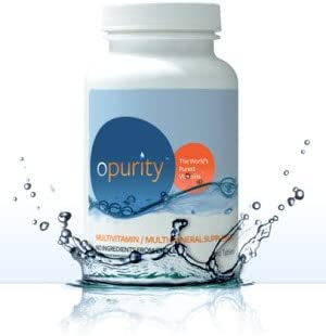 OPURITY R Every-Day Multivitamin Multi-Mineral Supplement — Tablet