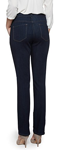 En Straight Denim Mabel Stretch Nydj Marilyn Mujer Sure wxCnvttapq