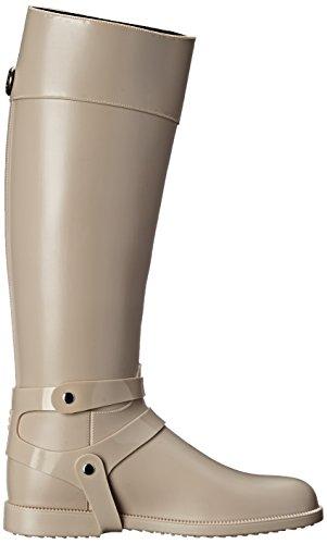 SLOOSH Sand Italy Women's Shoe Tall Matte Rain 6B6rwp