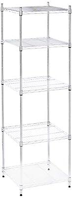 Finnhomy 3 Shelves Wire Rack