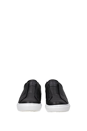 Noir Crown Leather EU Sneakers Homme MLC25NERO wpZdXSgq