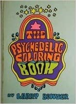 Psychedelic Coloring Book: Larry Bowser: Amazon.com: Books