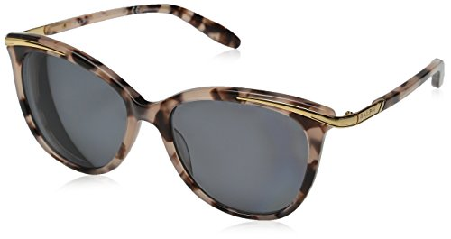 (Ralph by Ralph Lauren Women's 0ra5203 Cateye Sunglasses, Pink Tortoise, 54.1 mm)