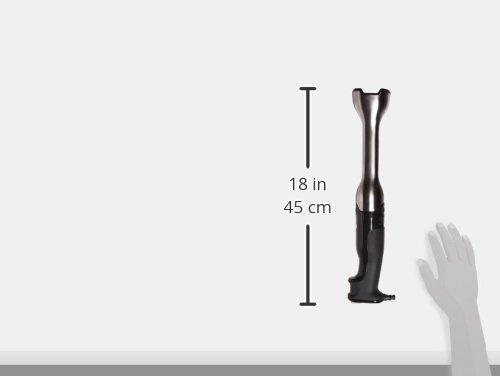 "Breville BREBSB510XL Immersion Blender, Stainless Steel, 8.8""x2.2""x4"""